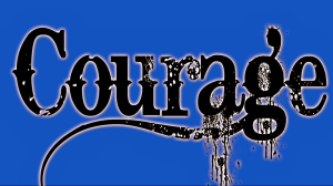 Banner Courage