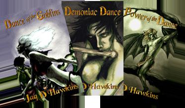 Jaq Hawkins Series