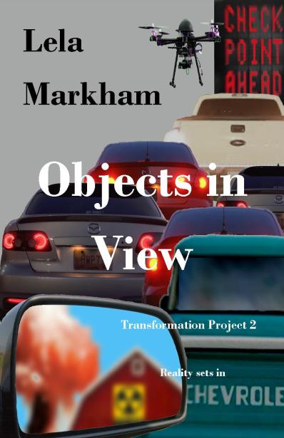 Objects in View Front Cover