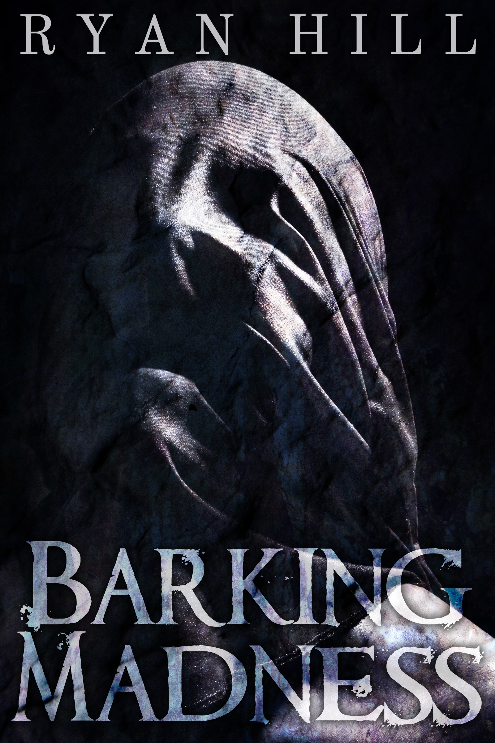 Ryan Hill Barking Madness ebook cover