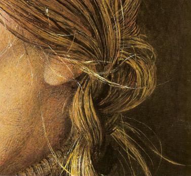 Wyeth Helga's Braids