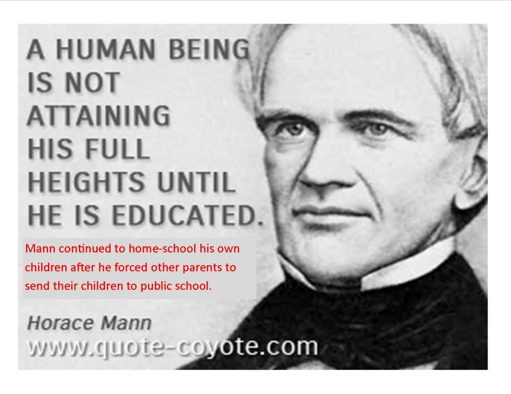 Meme Horace Mann