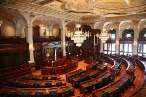 Image result for image of empty house of representative