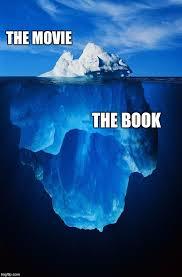 Iceberg comparison