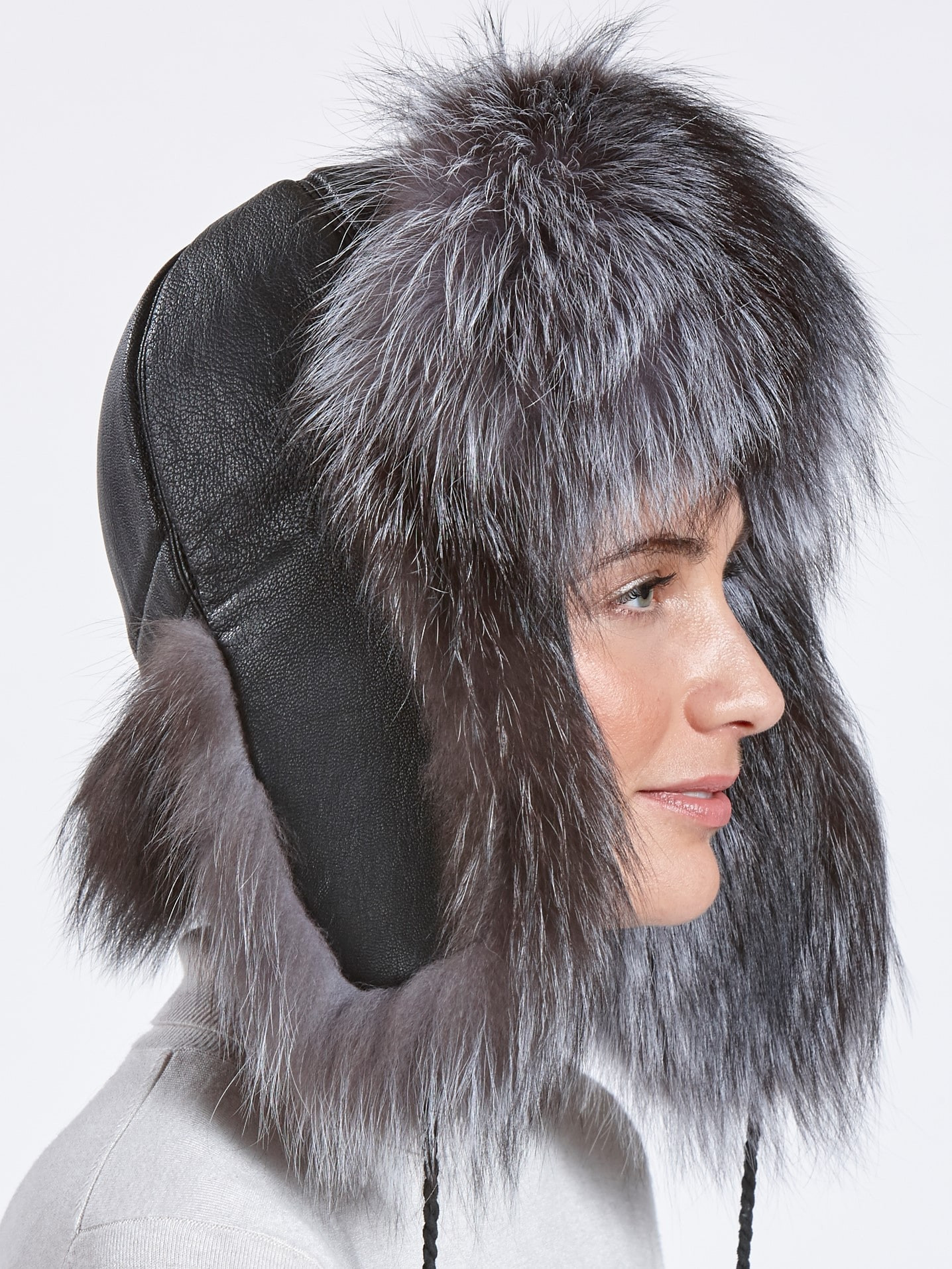 Fox trappers hat