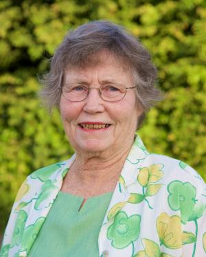 Jane Bwye Portrait