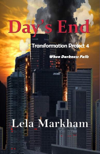 Front Cover of Days End KDP