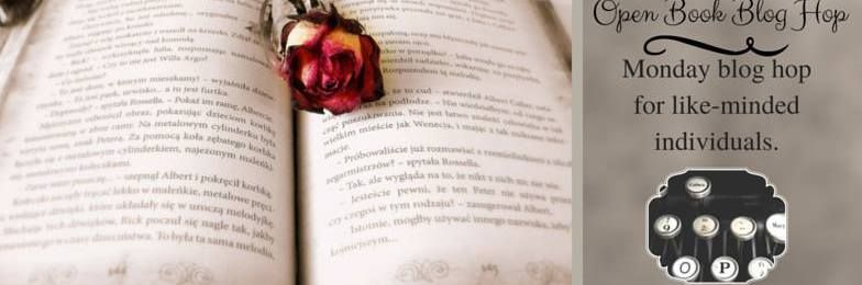 Open Book Blog Hop – 6th September - featured image
